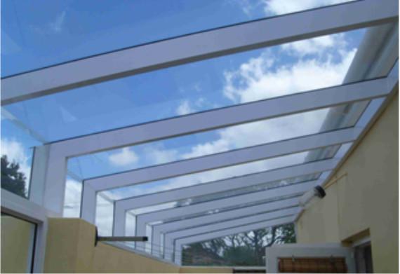 Aluminium Glass Roofs Amp Aluminium Profile Frame Glass Roof